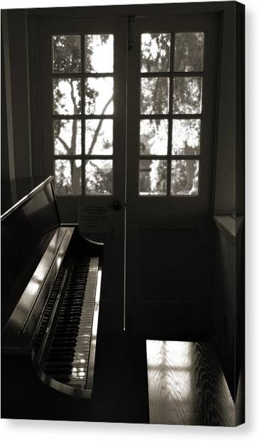 Quiet Interlude Canvas Print