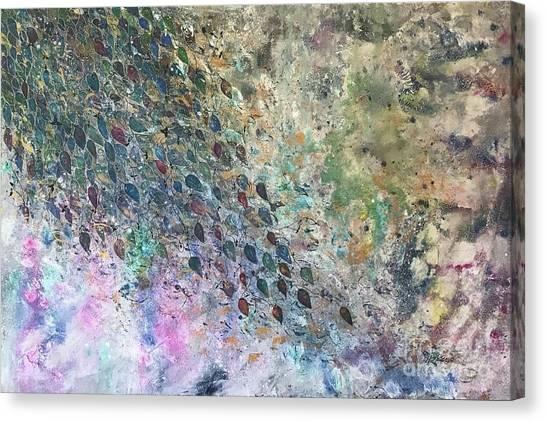 Quiet Love Canvas Print by Heather McKenzie
