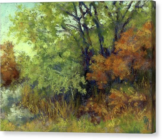 Quiet Moment Canvas Print