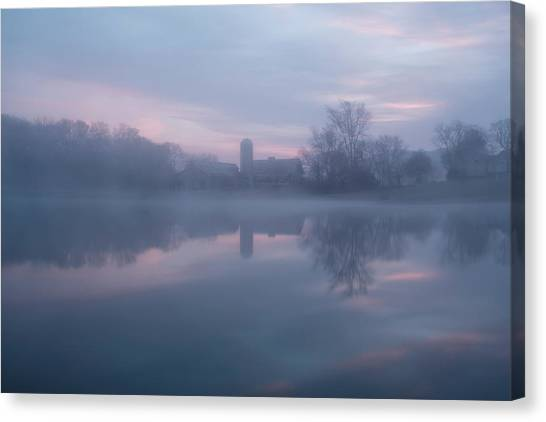 Quiet Start Canvas Print