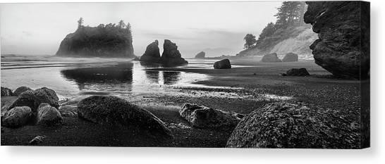 Quiet, Still And Calm Canvas Print by Jon Glaser