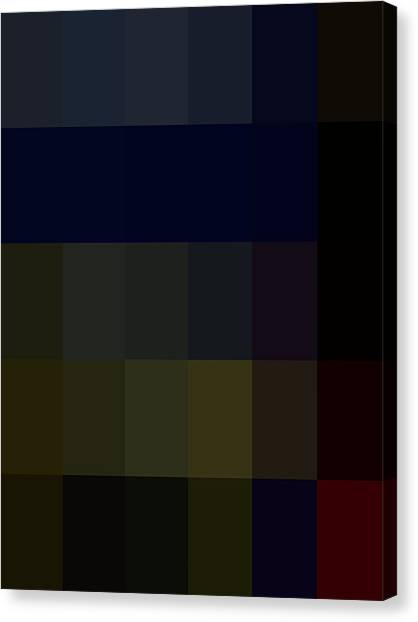 Quilles - Context Series - Limited Run Canvas Print by Lars B Amble