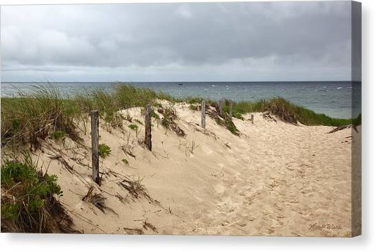 Race Point Beach Provincetown Massachusetts Canvas Print