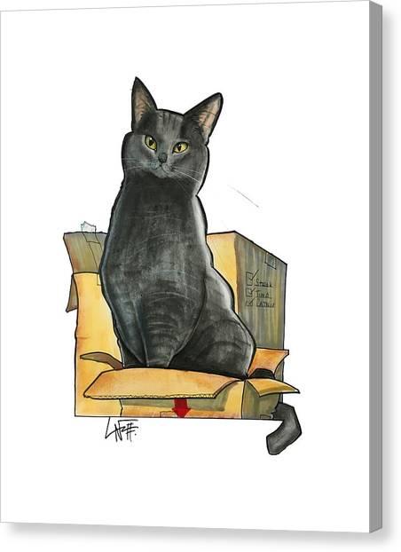 Rackley 3536 Canvas Print