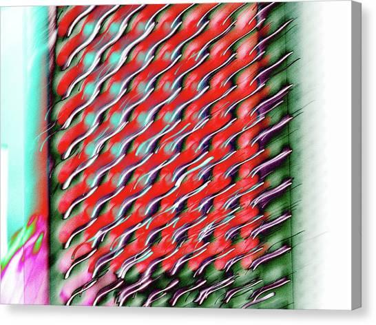 Radiator Canvas Print