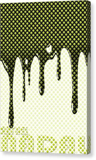 Rafael Nadal Canvas Print - Rafael Nadal by Andrew Fare
