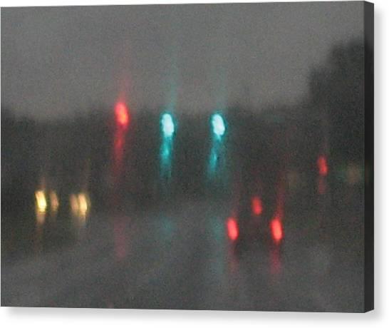 Rain 6 Canvas Print by Stephen Hawks