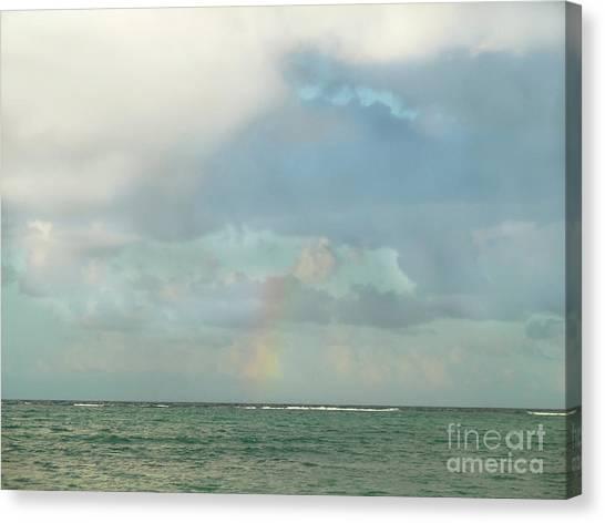 Rainbow 1 Canvas Print