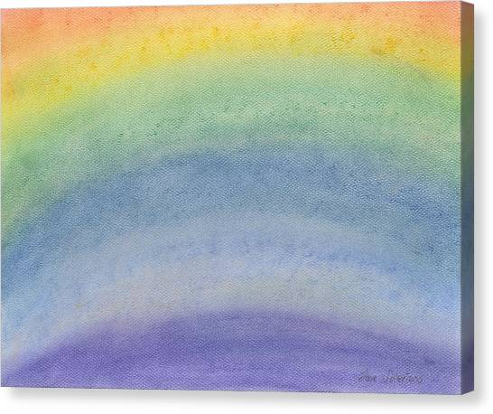 Rainbow Day Canvas Print