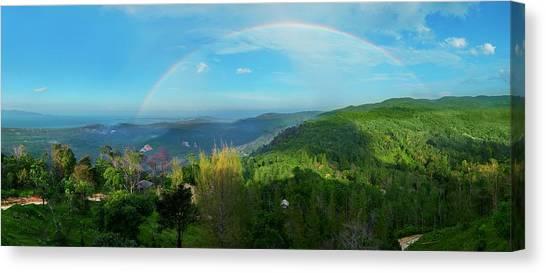 Rainbow Dream Canvas Print
