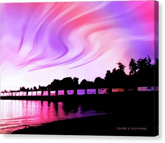 Rainbow Fantasy Canvas Print