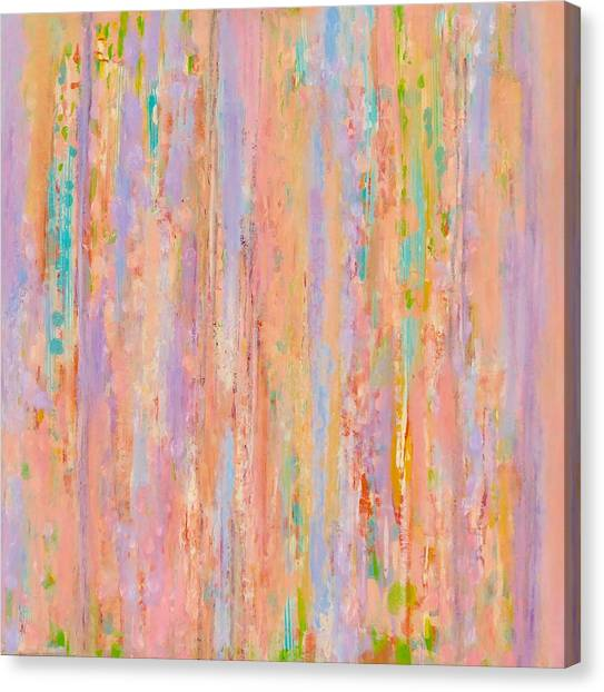 Spring Fusion Canvas Print