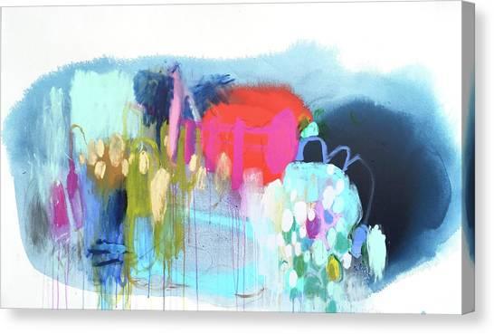 Canvas Print - Rainbow Ride by Claire Desjardins