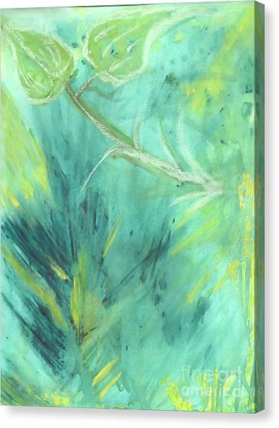 Rainforest Haze Canvas Print