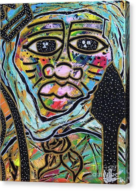 Raise Moor Kings Canvas Print