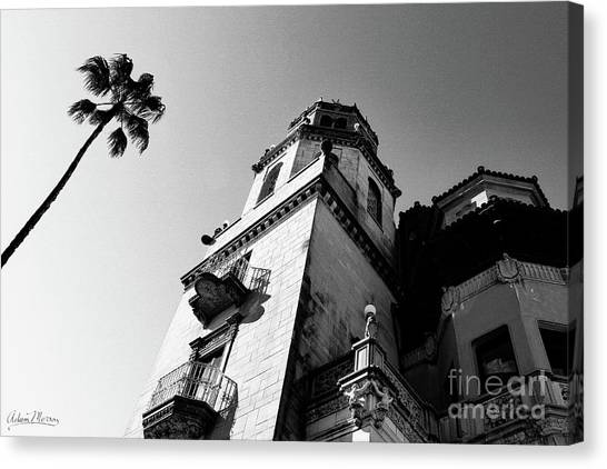 California Castle Canvas Print