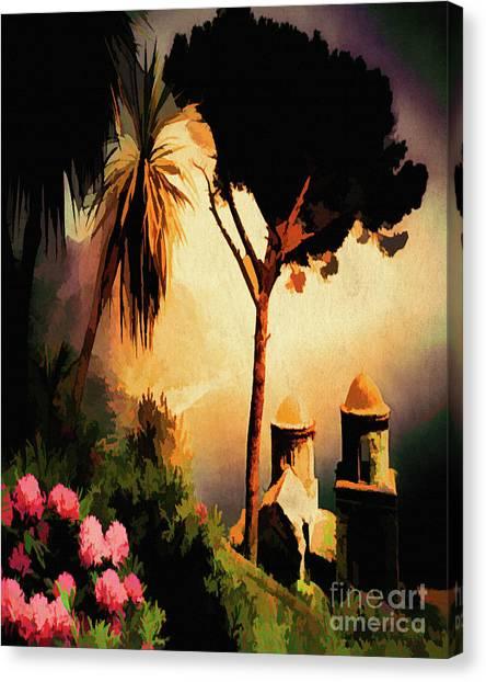 Ravello Canvas Print