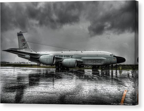 Rc-135vw Canvas Print