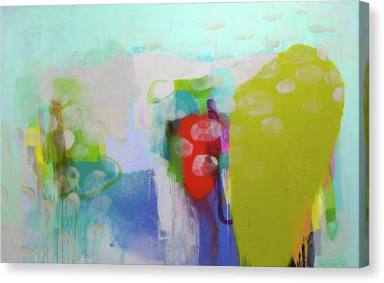 Canvas Print - Re-emerging by Claire Desjardins