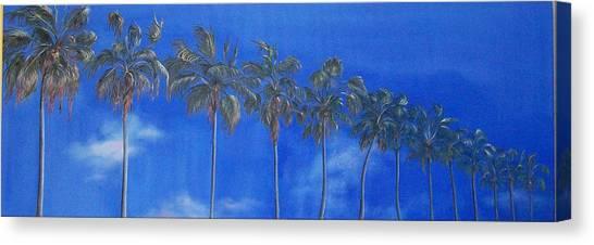 Reach For The Sky Canvas Print