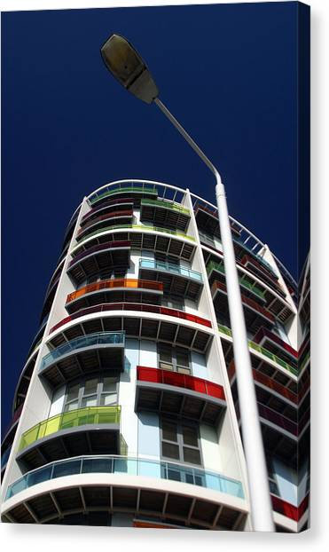 Reach For The Sky Canvas Print by Jez C Self
