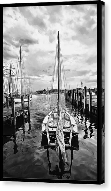 Ready To Set Sail Canvas Print