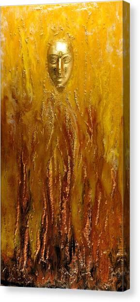 Rebirth Canvas Print by Paul Tokarski