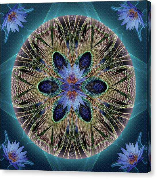 Rebirth Rising Canvas Print