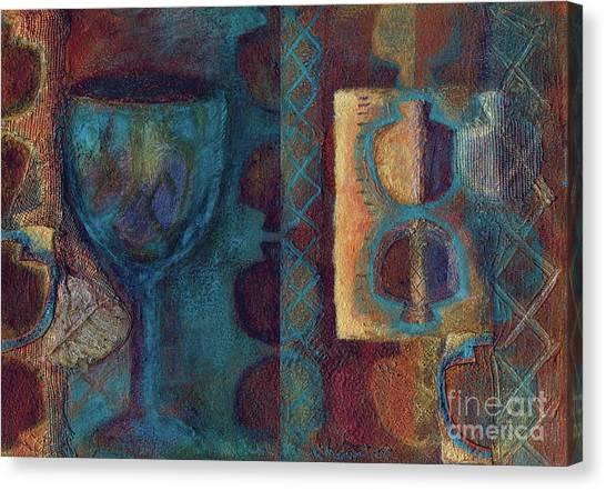 Reciprocation Canvas Print