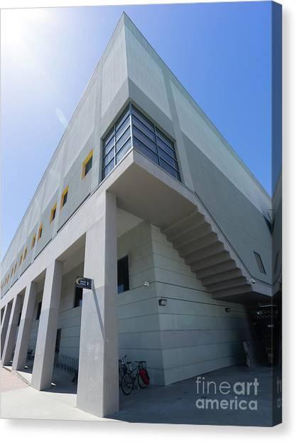 Recreational Sports Facility At University Of California Berkeley Dsc6310 Canvas Print