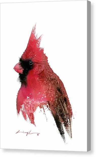 Cardinal Signs Canvas Prints | Fine Art America