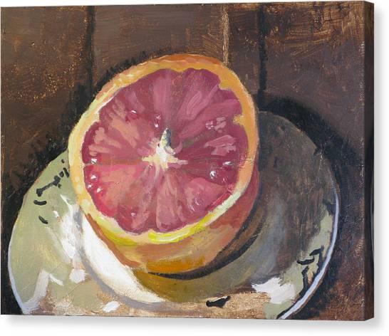 Red Cooper Canvas Print by Robert Bissett