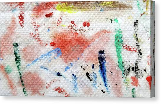 Canvas Print - Red Glider by Dave Martsolf