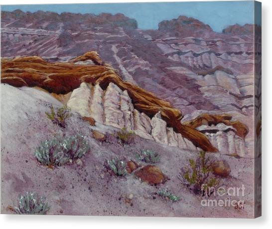 Red Rocks - High Noon Canvas Print