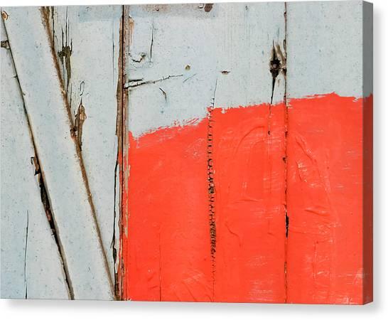 Canvas Print - Red Square by Richard Nixon