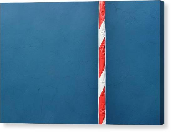 Canvas Print - Red White Blue by Richard Nixon