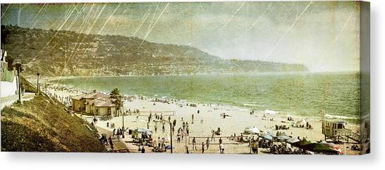 Redondo Beach La Canvas Print