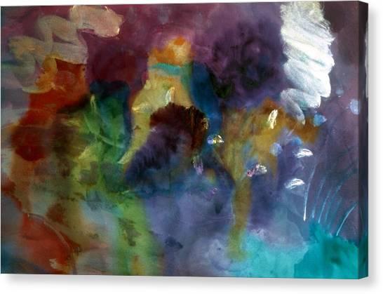 Reef Canvas Print