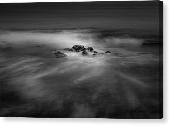 Reef In A Minor Key Canvas Print by Joseph Smith