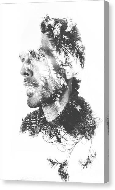 Meditation Canvas Print - Reemergence by Jorgo Photography - Wall Art Gallery