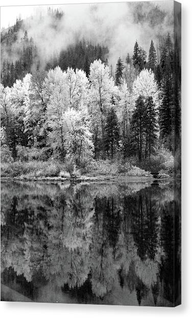 Reflected Glories Canvas Print
