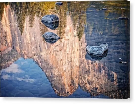 Reflected Majesty Canvas Print