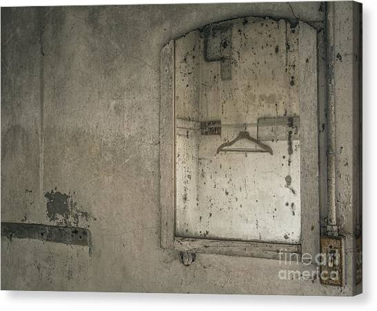 Reflected Past Canvas Print