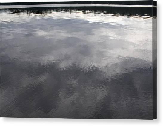 Reflection Canvas Print by Jeff Porter