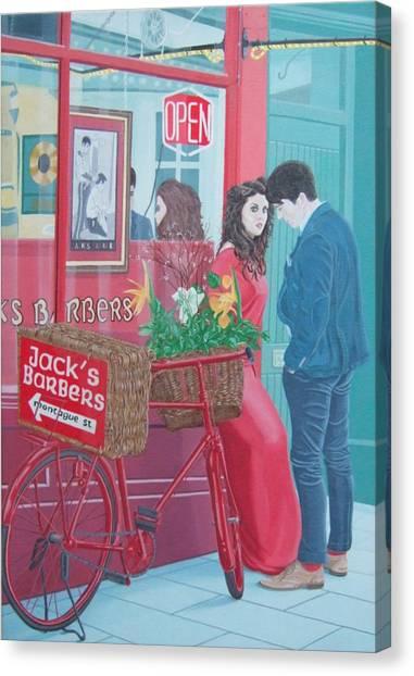 Canvas Print - Reflection by Michael McEvoy