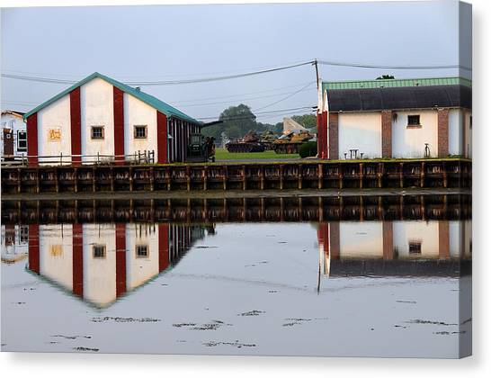 Reflection No 3 Canvas Print