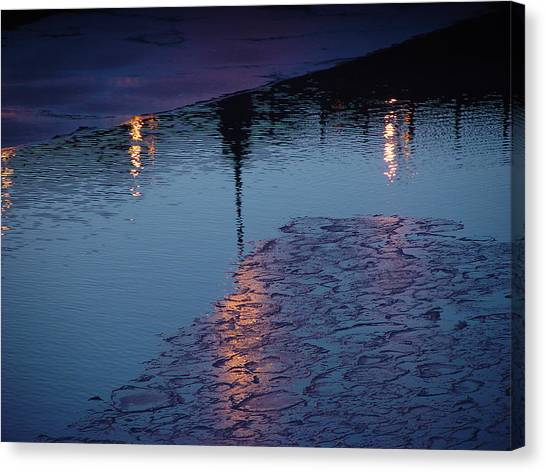 Reflections Canvas Print by Eric Workman