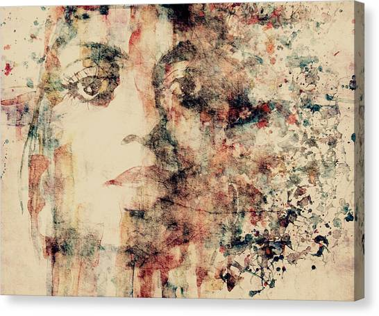 Soul Canvas Print - Reflections  by Paul Lovering
