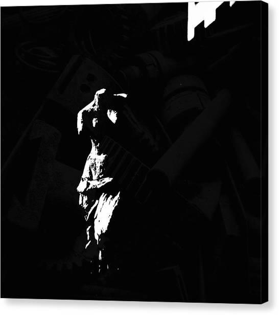 Reinventing Venus Canvas Print