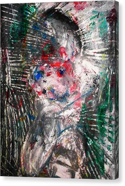 Relaps Canvas Print by Hugo Razlerfight